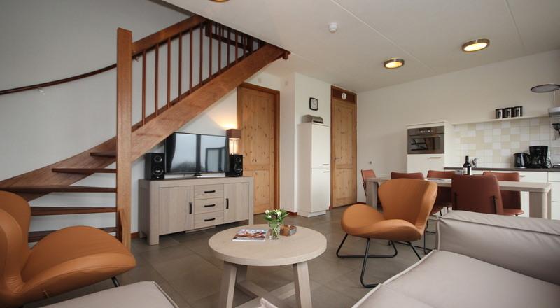 4/5 Persoons comfortabel vakantiehuis op Landleven Texel